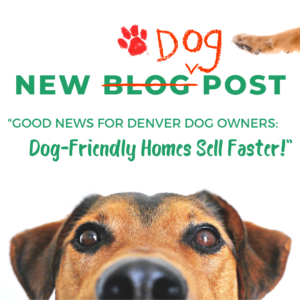 Dog-Friendly Homes Sell Faster